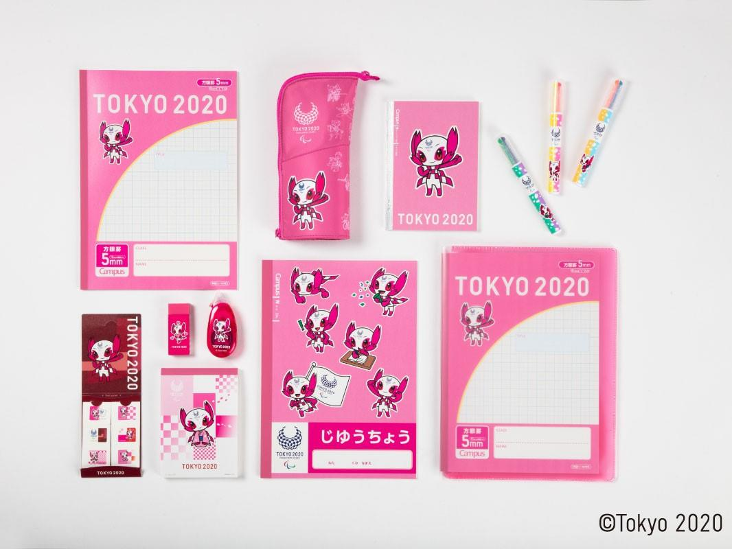 写真:東京2020パラリンピック競技大会 公式ライセンス商品