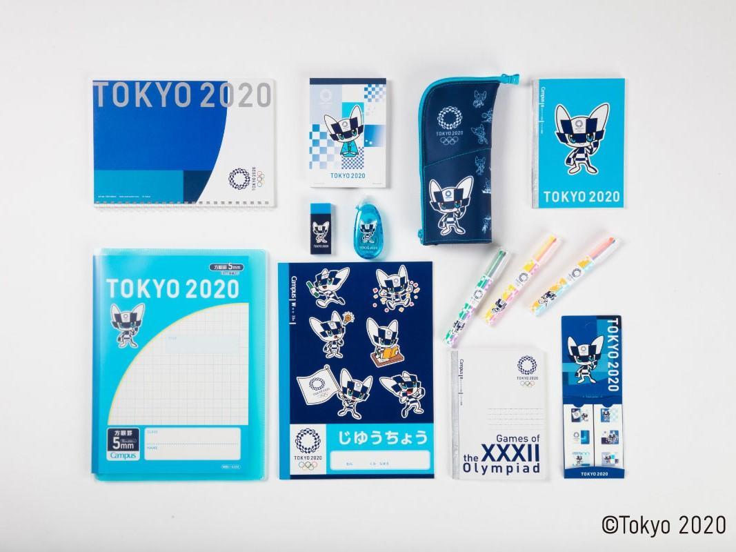写真:東京2020オリンピック競技大会 公式ライセンス商品